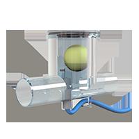 Ball-siphon-ericorporation